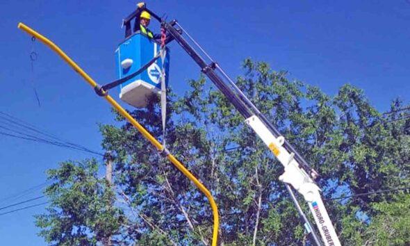 ROCA: Nuevo semáforo en Evita y Santa Cruz